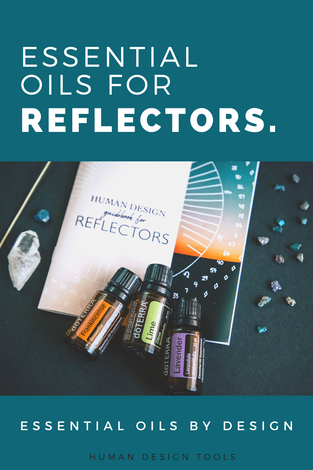 Essential Oils by Design for Reflectors