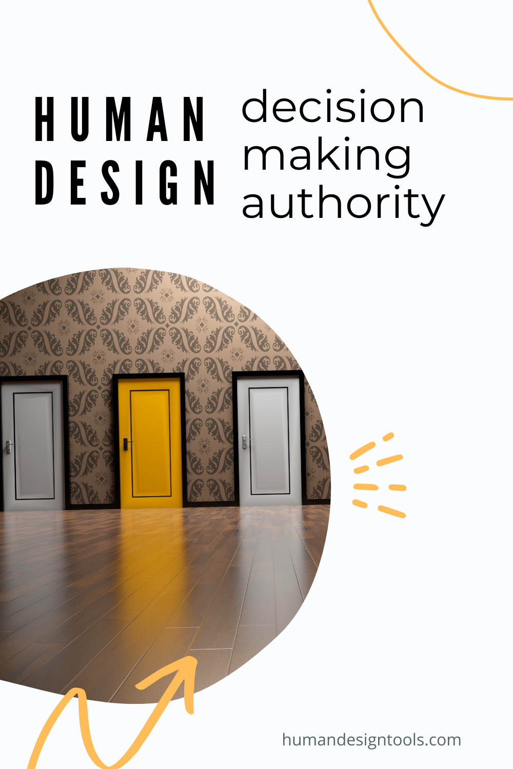 Decision Making Authority and Human Design