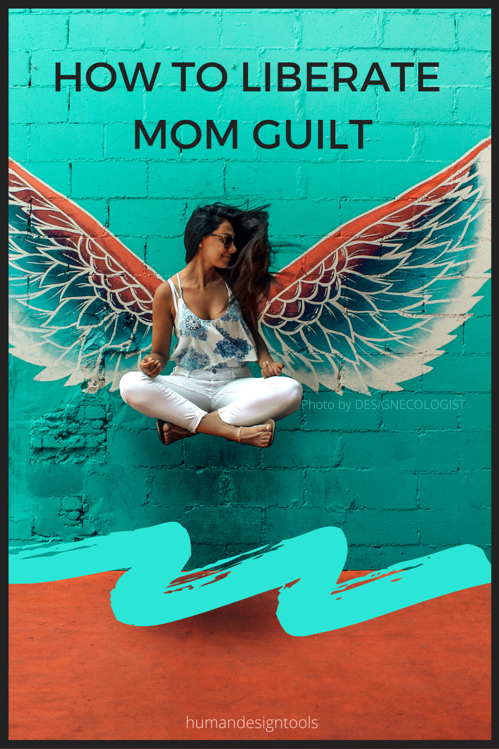 How to Liberate Mom Guilt